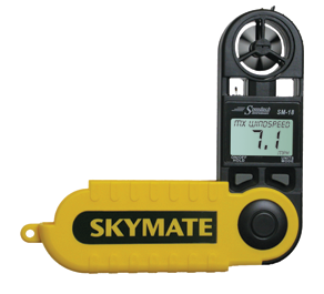 Speedtech SkyMate SM-18 Hand-held Weather Instrument