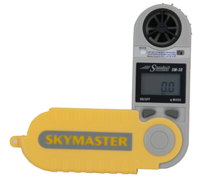 Speedtech SkyMaster SM-28 Hand-held Weather Instrument